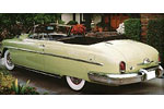 Rubber Weather Seals:1949 thru 1951 Lincoln Cosmopolitan 2 Door Convertible Coupe