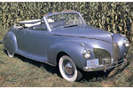 Convertible Tops & Accessories:1949 thru 1951 Lincoln 2 Door Club Coupe Convertible