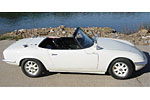 Convertible Tops & Accessories:1967 thru 1972 Lotus Elan S-3 & S-4 Drophead
