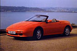 Convertible Tops & Accessories:1989 thru 1994 Lotus Elan Roadster