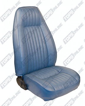 Seat Covers:1984 Ford Mustang Base Model L (Coupe and Hatchback)