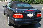 Convertible Tops & Accessories:1999 thru 2003 Mercedes CLK320, CLK430 & CLK55 (Chassis 208)