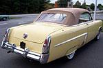 Convertible Tops & Accessories:1952 thru 1954 Mercury Monterey