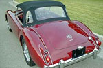 Convertible Tops & Accessories:1956 thru 1960 MGA Roadster