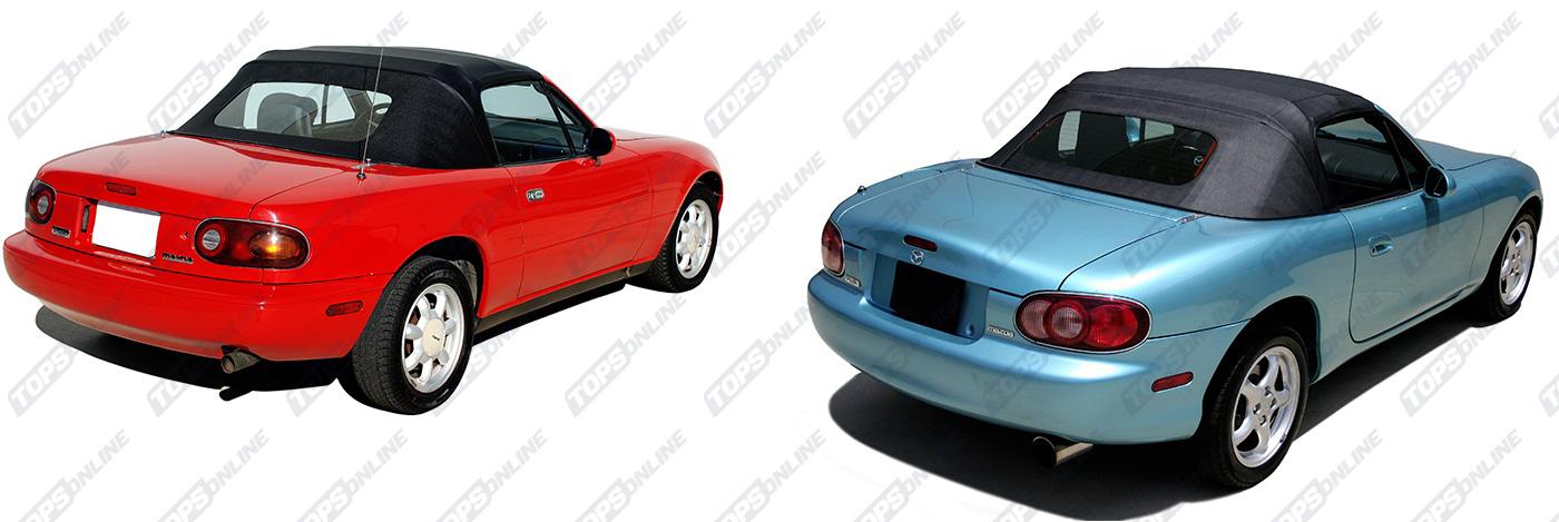 Convertible Top Installation Videos:1989 thru 2005 Mazda Miata MX5 & MX5 Eunos