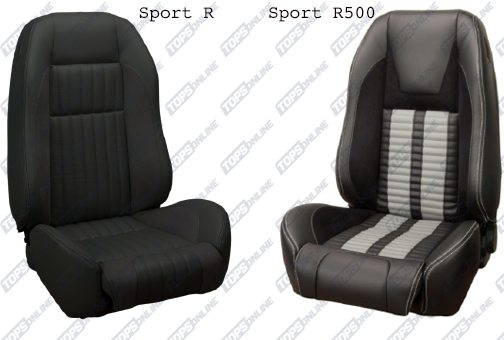 Seat Covers:Sport Seat Kits 1990 thru 1991 Mustang