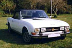 Convertible Tops & Accessories:1969 thru 1983 Peugeot 504
