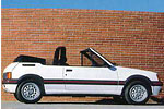 Convertible Tops & Accessories:1984 thru 1992 Peugeot 205