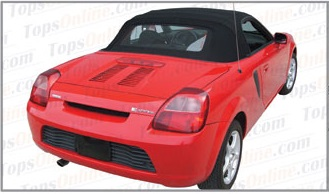 Convertible Top Installation Videos:1999 thru 2007 Toyota MR-2 & MR-S Spyder