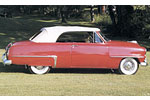 Convertible Tops & Accessories:1953 thru 1954 Plymouth Cranbrook & Belvedere