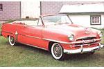 Convertible Tops & Accessories:1955 thru 1956 Plymouth Belvedere