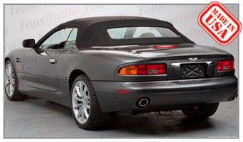 Convertible Tops & Accessories:1997 thru 2003 Aston Martin DB7 Volante