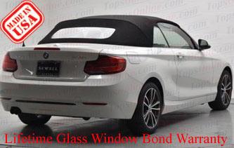 Convertible Tops & Accessories:2015 thru 2018 BMW 228i, 230i, M235i & M240i (F23 Body)