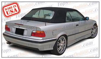 Convertible Tops & Accessories:1994 thru 1999 BMW 318i, 323i, 325i, 328i & M3 (E36 Body)