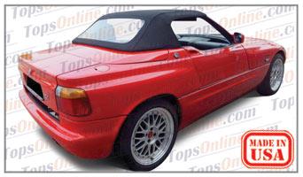 Convertible Tops & Accessories:1989 thru 1991 BMW Z1 Roadster
