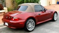 1996 Thru 2002 Bmw Z3 And M Roadster E37 Body