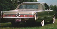 Convertible Tops & Accessories:1967 thru 1968 Chrysler Imperial & Imperial Crown (C Body)