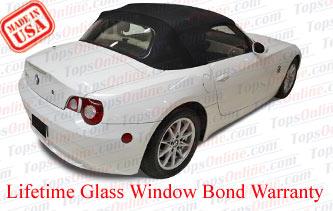 Convertible Tops & Accessories:2003 thru 2008 BMW Z4 Roadster (E85 Body)