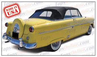 Convertible Tops & Accessories:1952 thru 1954 Ford Crestline Sunliner