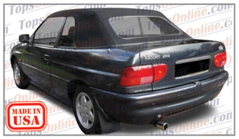 Convertible Tops & Accessories:1991 thru 1997 Ford Escort