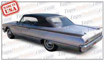 Convertible Tops & Accessories:1960 Ford Sunliner