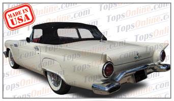 Convertible Tops & Accessories:1955 thru 1957 Ford Thunderbird & T-Bird