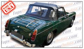 Mg midget accessories