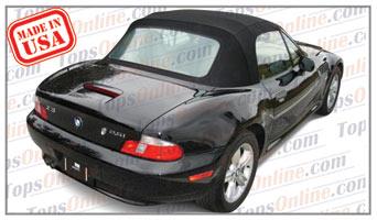 Convertible Tops & Accessories:1996 thru 2002 BMW Z3 & M Roadster (E37 Body)