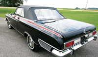Convertible Tops & Accessories:1963 Dodge Polara & Polara 500 (B Body)
