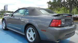 Convertible Tops & Accessories:1994 thru 2004 Ford Mustang & Cobra
