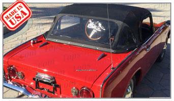 Convertible Tops & Accessories:1964 thru 1966 Honda S600