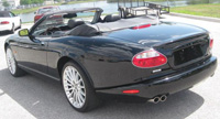 Seat Covers:2000 thru 2006 Jaguar XK8 & XKR Convertible & Coupe Models