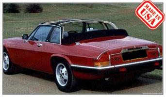 Convertible Tops & Accessories:1986 thru 1988 Jaguar XJSC Cabriolet Targa