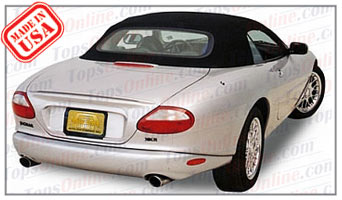 1997 thru 2006 jaguar xk8 and xkr convertible tops and. Black Bedroom Furniture Sets. Home Design Ideas