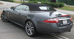 Convertible Tops & Accessories:2007 thru 2014 Jaguar XK & XKR Convertible