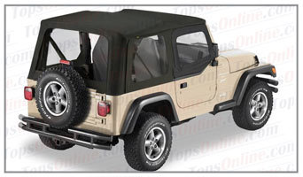 1997 thru 2002 jeep wrangler tj convertible tops and accessories. Black Bedroom Furniture Sets. Home Design Ideas