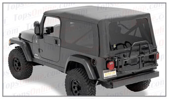 Convertible Tops & Accessories:2004 thru 2006 Jeep Wrangler TJ Unlimited