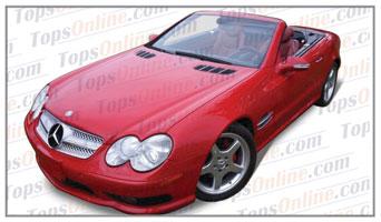 Seat Covers:2003 thru 2008 Mercedes SL350, SL500, SL550 & SL600 (R230 Chassis)