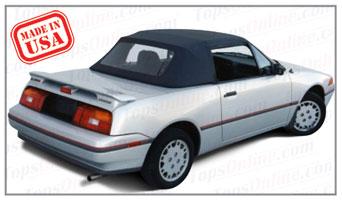 Convertible Tops & Accessories:1989 thru 1994 Mercury Capri & XR2