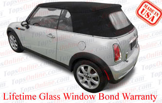 Convertible Tops & Accessories:2003 thru 2008 Mini R52 Cooper & Cooper S