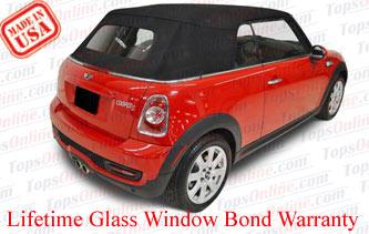 2009 Thru 2015 Mini Cooper Cabrio Convertible Tops And