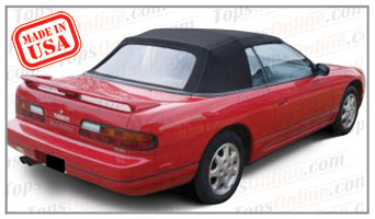 Convertible Tops & Accessories:1992 thru 1995 Nissan 240SX & 240SX SE