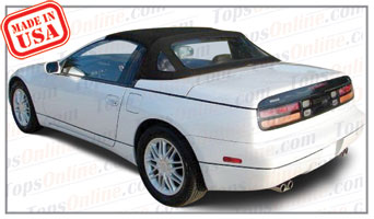Convertible Tops & Accessories:1993 thru 1996 Nissan 300ZX