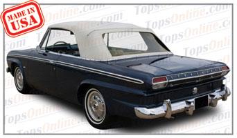 Convertible Tops & Accessories:1960 thru 1964 Studebaker Lark Regal, Lark Daytona & Daytona
