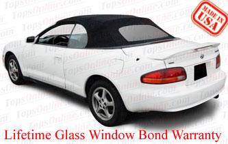 Convertible Tops & Accessories:1994 thru 1999 Toyota Celica & Celica GT (ASC Conversion)