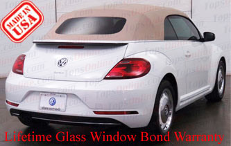 Convertible Tops & Accessories:2012 thru 2018 Volkswagen Beetle (New Beetle)