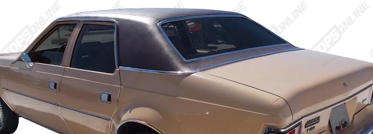 Landau Tops:1970 thru 1977 AMC Hornet