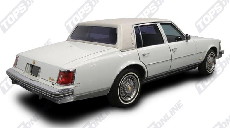 Landau Tops:1959 thru 1986 Cadillac Seville
