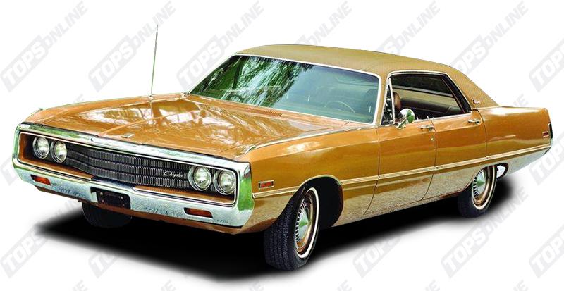 Landau Tops:1975 thru 1981 Chrysler Cordoba