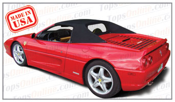 Convertible Tops & Accessories:1995 thru 1999 Ferrari F355 Spider